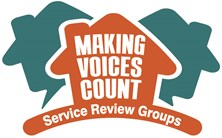 Service Review Groups logo