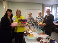 Bake Off: Link to the Great Broxtowe Bake Off Raises £322 for Charity