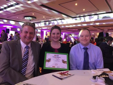 Housing award photo