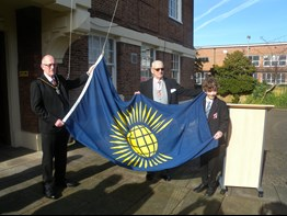 Fly a Flag for Commonwealth