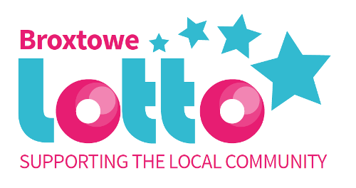 Broxtowe Lotto Supporting The Local Community Logo
