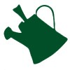 Allotments Icon (Watering Can)