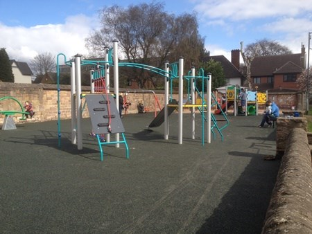 Broadgate Park Play Area