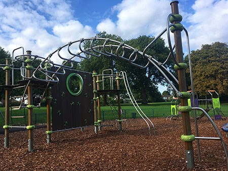 Cator Lane Park and Play Area