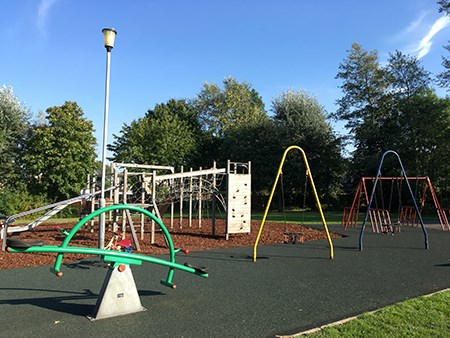 Eastcote Avenue Park and Play Area