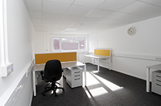 Incubator Hub Office Space