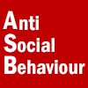 Anti Social Behaviour Icon