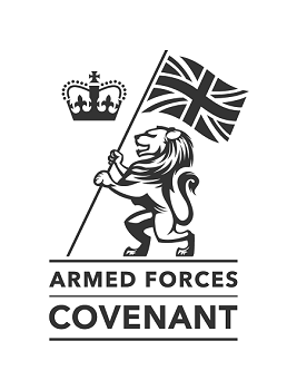 The logo of the Armed Forces Covenant