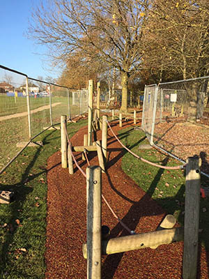 New Trim Trail at Brinsley