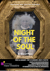 'Night of the Soul' by David Farr event.