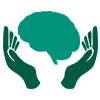 Mental Health Support Icon