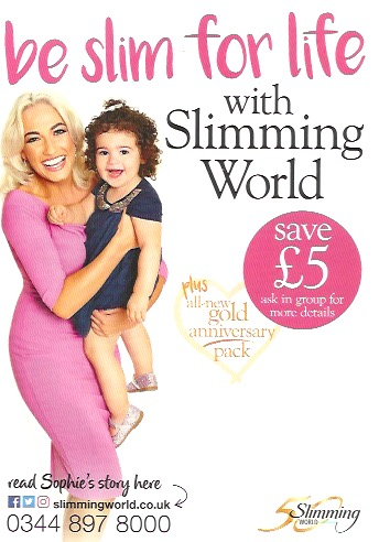 Slimming World Chilwell event.