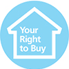 Right To Buy Icon