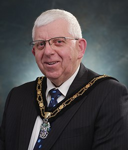 Mayor of Broxtowe: Councillor Michael Brown