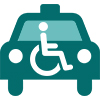 Wheelchair Accessible Vehicles Icon
