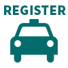 Public Register of Taxis Icon