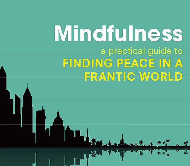 Finding Peace in a Frantic World course event.