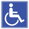 Blue Badges and Special Access Permits Icon