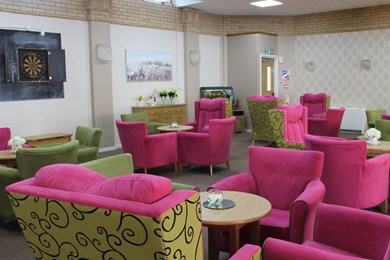 The Spinney Independent Living Scheme - Lounge