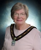 The Mayor, Councillor Janet Patrick