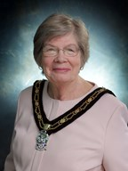 The Mayor of Broxtowe Councillor Janet Patrick