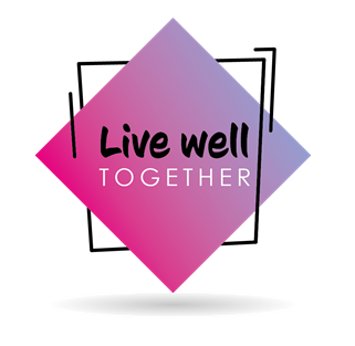Live Well Together logo